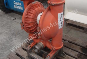 Wilden Diaphragm Pump - In/Out:75mm.