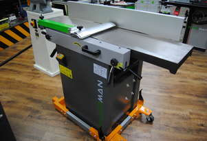 Woodman Combination Thicknesser / Jointer with She