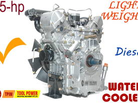 Engine Diesel TOOL POWER 25-hp Water Cooled