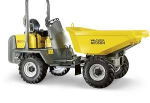 Wacker Neuson 3001 Site Dumper Off Highway Truck