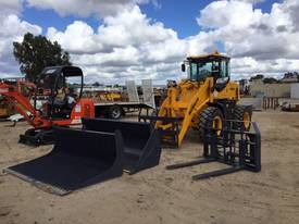 Brand New WCM928 6tonne Wheel Loader - picture1' - Click to enlarge