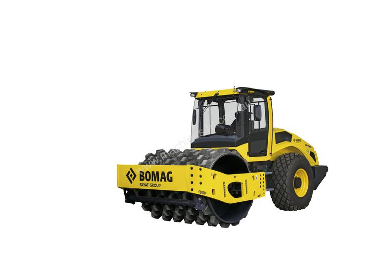 Bomag BW216PD-5 - Single Drum Rollers