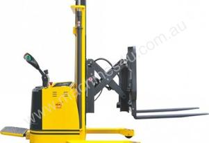 Full Electric Reach Walkie Stacker
