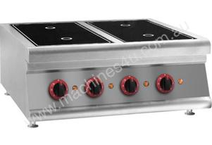 F.E.D. THP-4 Electmax 4 Element Ceramic Cooktop