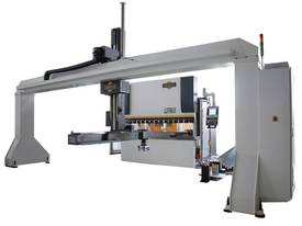 Press Brake Robot Cell - picture0' - Click to enlarge