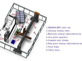 Press Brake Robot Cell - picture2' - Click to enlarge