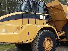 CAT 730 Dump Trucks x1 and wrecking 1 for parts