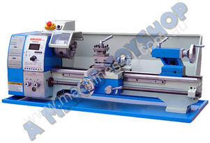 LATHE METAL 750MM 1HP VAR. SPEED 240V