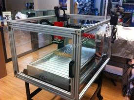 ICARVER SAFETY CAGE SUIT MINI CNC ICARVER 1520 WITH MICRO SWITCH, POWER CUT OFF FEATURE GEETECH - picture1' - Click to enlarge
