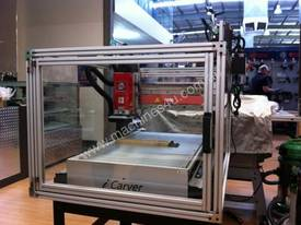 ICARVER SAFETY CAGE SUIT MINI CNC ICARVER 1520 WITH MICRO SWITCH, POWER CUT OFF FEATURE GEETECH - picture2' - Click to enlarge