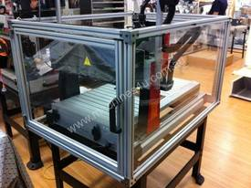 ICARVER SAFETY CAGE SUIT MINI CNC ICARVER 1520 WITH MICRO SWITCH, POWER CUT OFF FEATURE GEETECH - picture3' - Click to enlarge