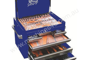 TOOLKIT 7 DRAWER 259 PCE AF METRIC BLUE