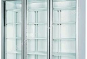 Skope Three Door Display Fridge