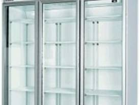 Three Door Display Fridge - picture0' - Click to enlarge