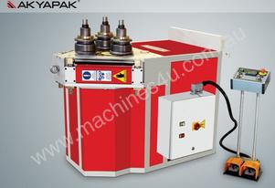 NEW Akyapak APK 61 Section & Plate Rolling Machine