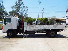 FD1J Tipper Truck with crane, only 140,000Kms - picture2' - Click to enlarge