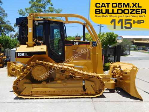 D5M.XL Dozer / CAT D5 Bulldozer with Winch