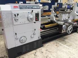 Romac 3 metre 1000mm swing lathe140mm  bore - picture5' - Click to enlarge