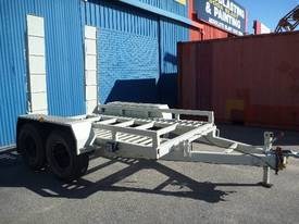 EVO 2012 3.6TON PLANT TRAILER WITH RAMPS - picture3' - Click to enlarge