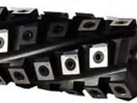 CTS Spiral Cutter blocks - Helical Cutting head - picture1' - Click to enlarge