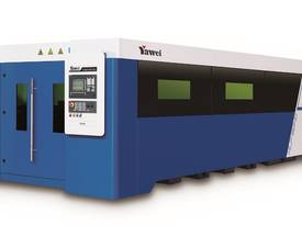 Yawei HLF-1530 Fibre Laser. 6kW IPG, Siemens 840D. IN STOCK - picture0' - Click to enlarge