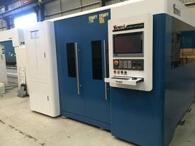 Yawei HLF-1530 Fibre Laser. 6kW IPG, Siemens 840D. IN STOCK - picture3' - Click to enlarge