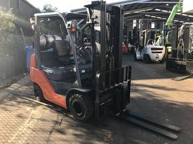 Toyota Forklift 2.5 Ton 4700mm Lift Container Mast - picture3' - Click to enlarge