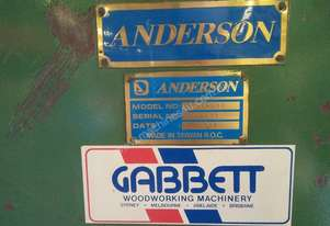 Anderson   Wood Band Saw