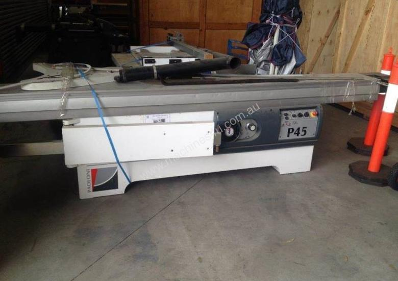 Paoloni Table Saw Used Paoloni P45 Panel Saw in Kings Park, NSW Price: $7,000
