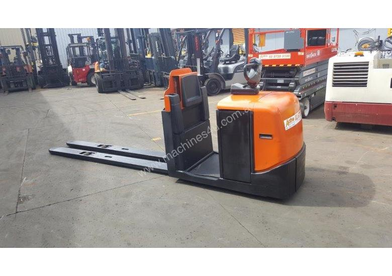 Used BT OSE250 Powered Pallet Trucks In Fairfield, NSW