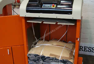 COMPACT Cardboard Baler, Buy now or Pay as you go