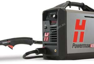 Hypertherm Powermax 45 XP 240V Hand Plasma Cutter - 3yr Warranty - FREE SHIPPING!