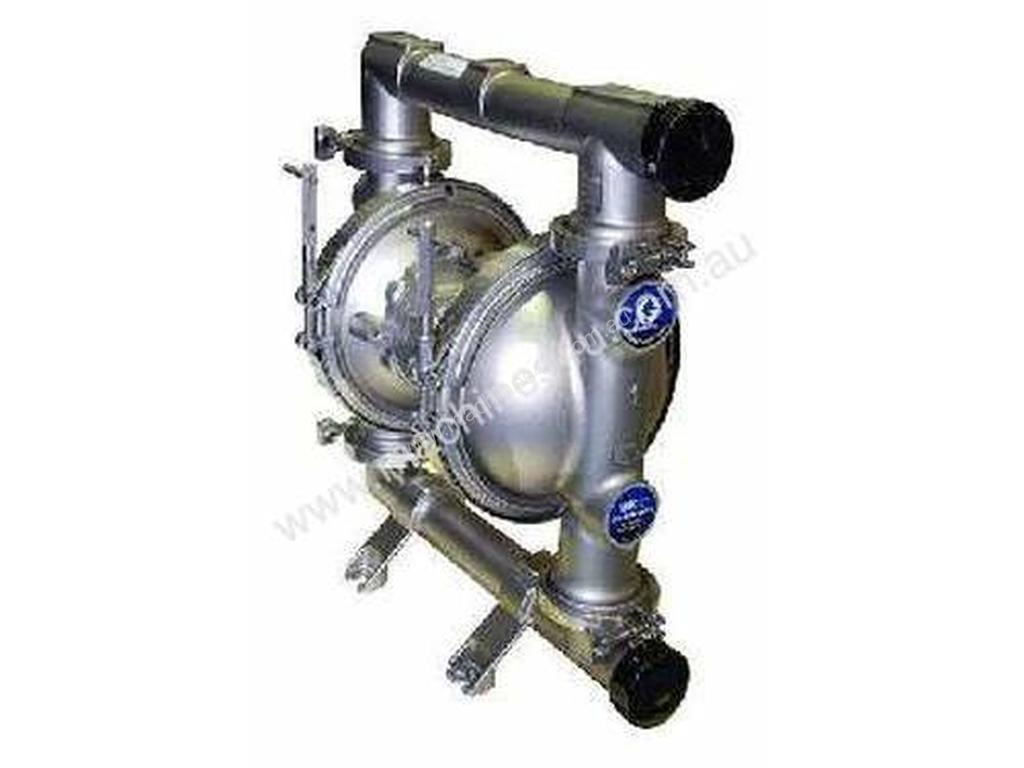 New graco SANIFORCE 1590 Diaphragm Pumps in , - Listed on