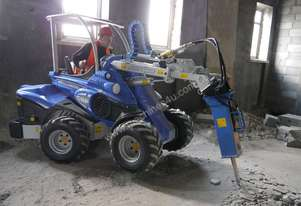 Multione   HYDRAULIC BREAKER 62