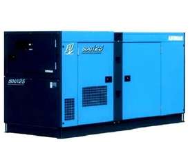 Airman SDG125S-3A6 100kVA Prime Power Diesel Generator with 250L Tank  - picture3' - Click to enlarge