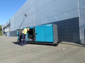 Airman SDG125S-3A6 100kVA Prime Power Diesel Generator with 250L Tank  - picture2' - Click to enlarge