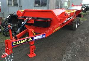 Willie's Manufacturing Champion Bale Wagon/Feedout Hay/Forage Equip