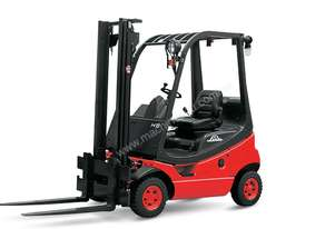Linde Series 350 H18-H20 Engine Forklifts