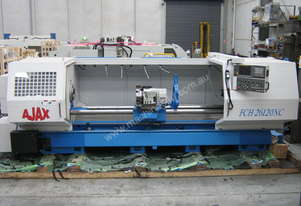 Heavy Duty Kinwa 660mm Swing Flat Bed CNC Lathes