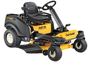 CUB CADET RZT S 42 20hp KOHLER 7000 SERIES V-TWIN ENGINE WITH STEERING WHEEL.