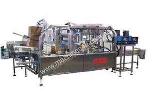 Lead Technology Ltd Wrap Around Case Packer