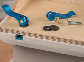 Rockler Cam Clamps - 1/4 Thread - 2 Pack