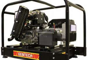 Gentech 8.5kVA Diesel Generator with Electric Start
