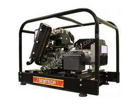 Gentech 8.5kVA Diesel Generator with Electric Start - picture4' - Click to enlarge