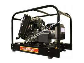 Gentech 8.5kVA Diesel Generator with Electric Start - picture15' - Click to enlarge