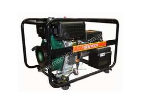 Gentech 3 Phase 6.8kVA Diesel Generator with Elec Start, Lister Petter Engine - picture1' - Click to enlarge