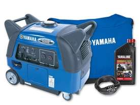 Yamaha 3000w Inverter Generator - picture14' - Click to enlarge