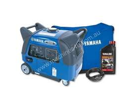 Yamaha 3000w Inverter Generator - picture5' - Click to enlarge