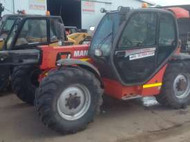 Manitou Telehandler Telescopic Handler  - picture0' - Click to enlarge