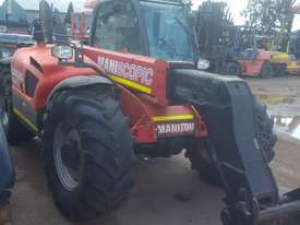 Manitou Telehandler Telescopic Handler  - picture2' - Click to enlarge